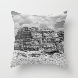 Mountain We Rise Throw Pillow
