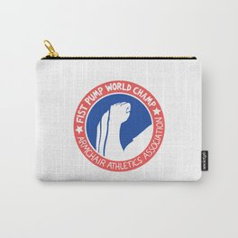 Fist Pump World Champ Carry-All Pouch