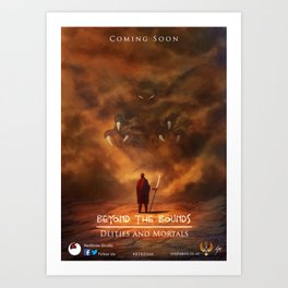 Beyond The Bounds: Deities and Mortals – Teaser Promo Art Print