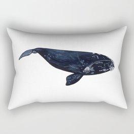 RIGHT WHALE Rectangular Pillow