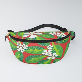 Frangy Pangs Red Fanny Pack