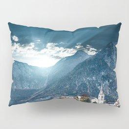 hallstatt in austria Pillow Sham