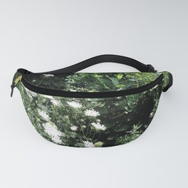 Queen Anne's Lace in August Fanny Pack