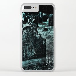 To Remain in Halifax Clear iPhone Case