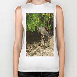 Love Crabs For Lunch Biker Tank