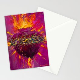 Sacred Love I Stationery Cards