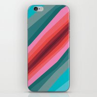 cracked iPhone & iPod Skins featuring Cracked  by K I R A   S E I L E R
