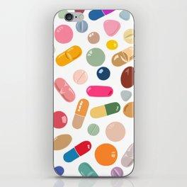 Sunny Pills iPhone Skin