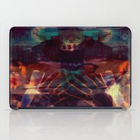 scary iPad Cases featuring Scary by WDeluxe