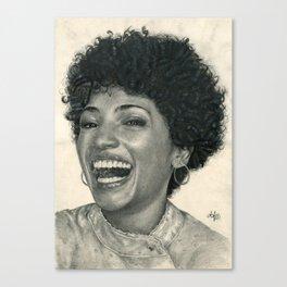 Jasika Nicole Traditional Portrait Print Canvas Print
