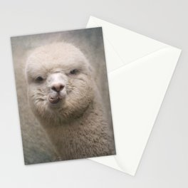 Alpaca! Stationery Cards