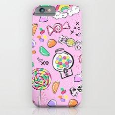 Cute Little Candies Slim Case iPhone 6s