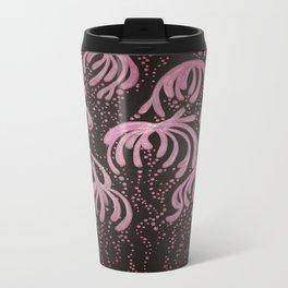 Jellyfish Print Travel Mug