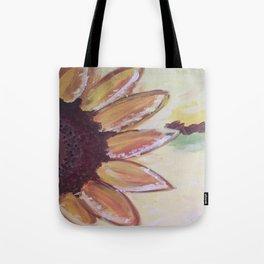 Sunflower Daze Tote Bag