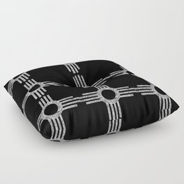 Sacred Zia Floor Pillow