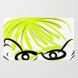 Girlie Geek Rug