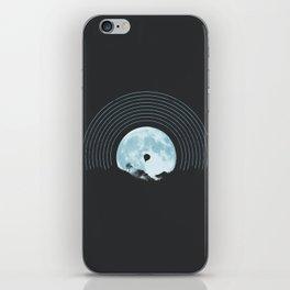 MOON TUNE iPhone Skin