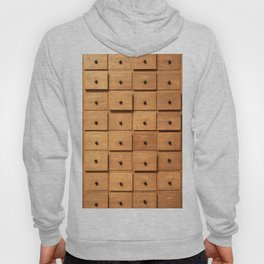 Wooden cabinet with drawers Hoody