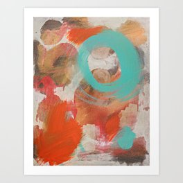 Give it a Whirl Art Print