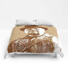 Scrabble Winston Churchill Comforters