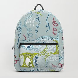 Germs Backpack