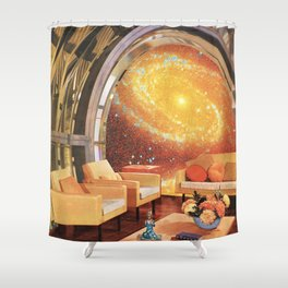Living Universe Shower Curtain