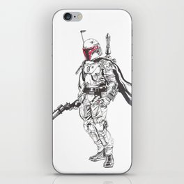 Is that a Thermal detonator in your pocket or are you just pleased to see me? iPhone Skin