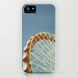 At the Pier iPhone Case