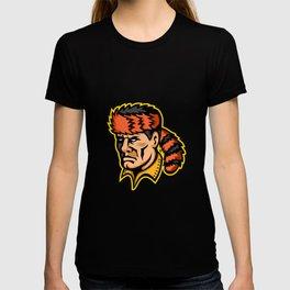Davy Crockett Mascot T-shirt