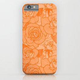 Marmalade Roses 2 iPhone Case