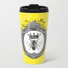 Queen Bee Metal Travel Mug