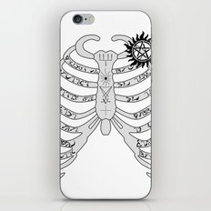 Supernatural - Dean Winchester's Ribcage iPhone & iPod Skin