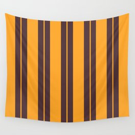 Retro Vintage Striped Pattern Wall Tapestry