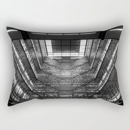 The Elmer Holmes Bobst Library Rectangular Pillow