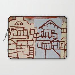 Judah Houses Laptop Sleeve