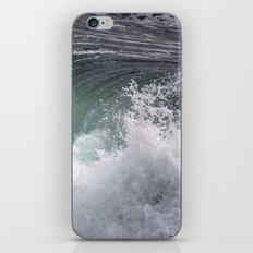 wave motion // no. 7 iPhone & iPod Skin