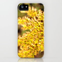 It's All Yellow iPhone Case