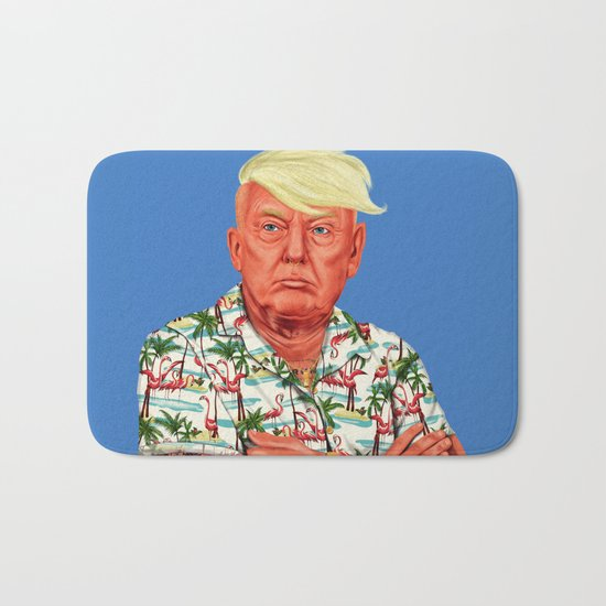 Hipstory -  Donald Trump Bath Mat