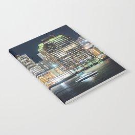 Haligonian Moonset Notebook