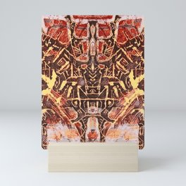 Lockbox Twin Mini Art Print