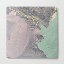 Storming Pastel Metal Print