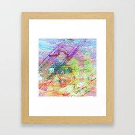 Stance Framed Art Print