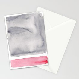 141012 Abstract 5 Stationery Cards