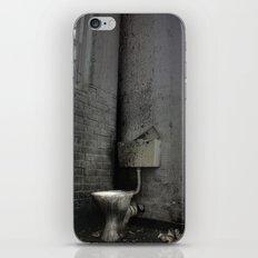 Toilet Trouble iPhone & iPod Skin