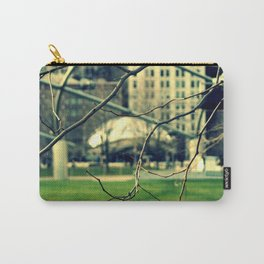 The Chicago Bean Carry-All Pouch