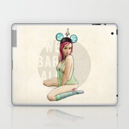 Mrs. Florida Laptop & iPad Skin