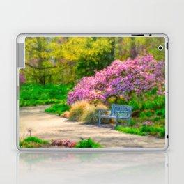 Kingwood Gardens, Mansfield, Ohio Laptop & iPad Skin
