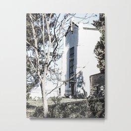Monastery Cemetery K Metal Print