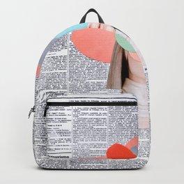 le figaro Backpack