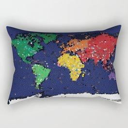 Global Citizen Rectangular Pillow